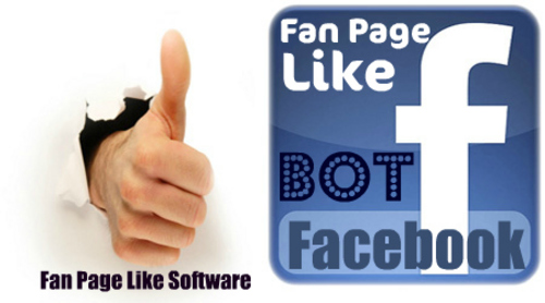Product picture Facebook Like Bot